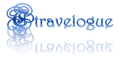 Logo travelogue
